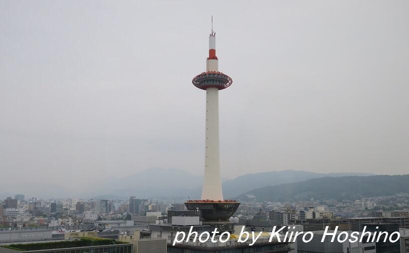 ザキッチンサルヴァトーレ京都、京都タワーアップ