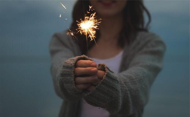 花火の処分 by pixabay