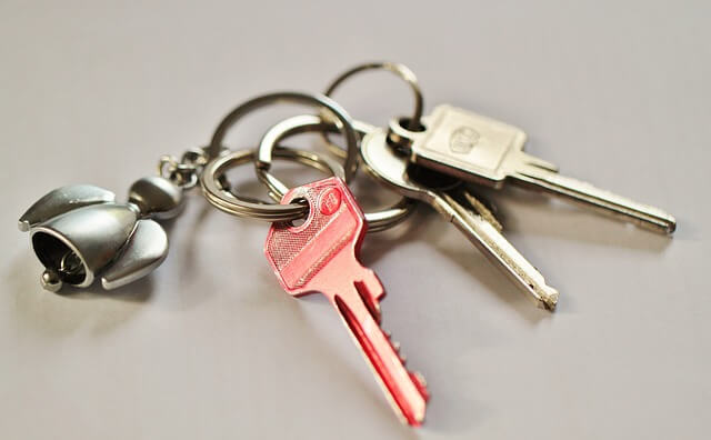 鍵収納見直し by pixabay