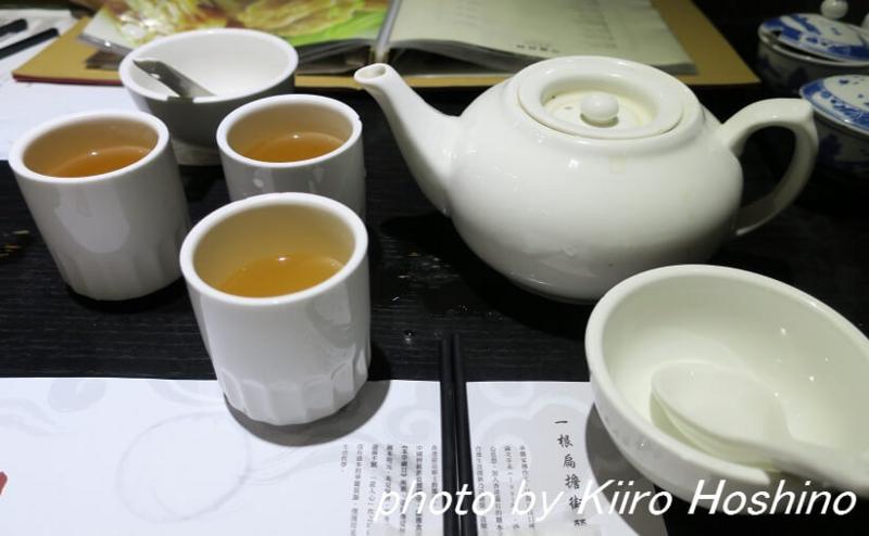 香港・糖朝、ジャスミンティー