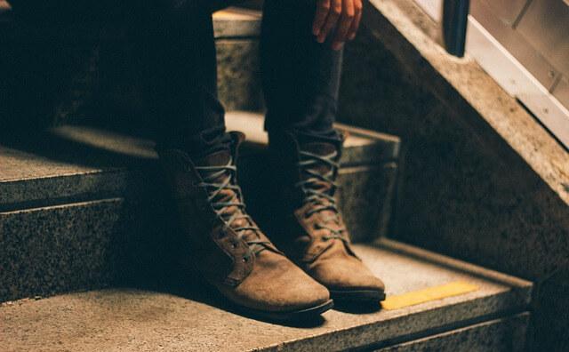 靴ひも交換 by pixabay