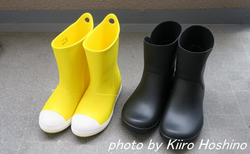 クロックス長靴、レディースと子供
