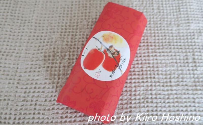 柿羊羹、包装