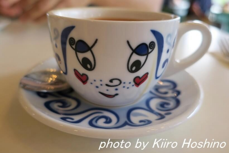 香港・翠華、ミルクティーカップ