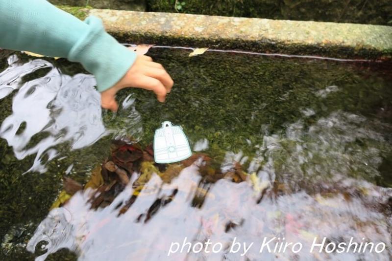 三井寺、鐘みくじ・浸水