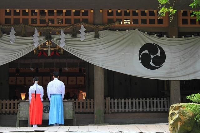 神社ミッション、神社