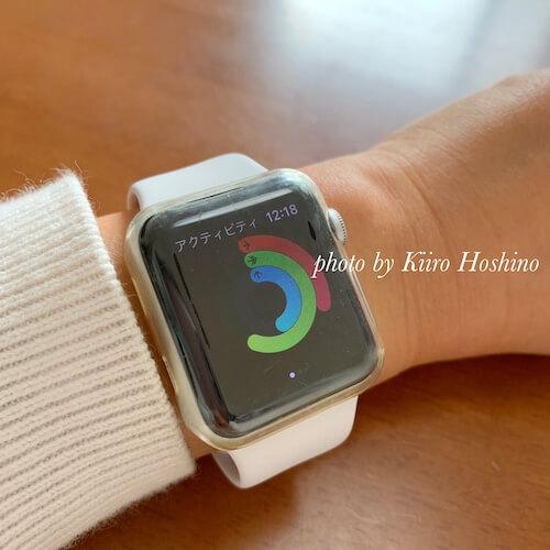 2018買ってよかったベスト5、Apple Watch