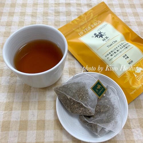 ルピシア甜茶