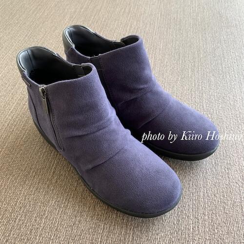 2019秋冬の靴、ショートブーツ(madras)