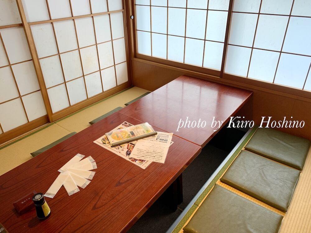 オフ会in東京201909、音音個室