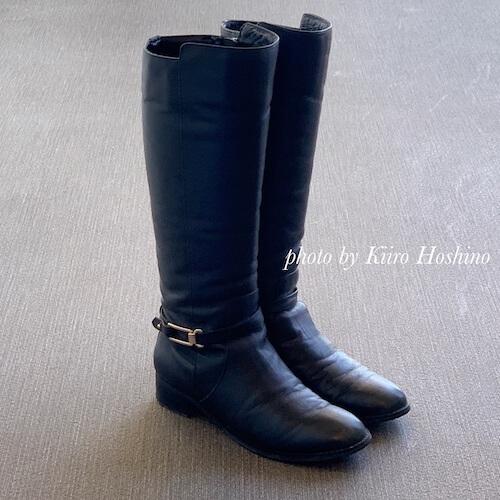 2019秋冬の靴、ロングブーツ