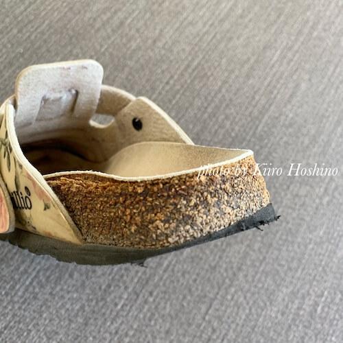 2019秋冬の靴、ビルケンシュトックボストン