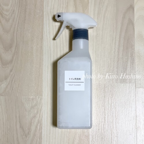 無印良品週間201912、トイレ洗剤