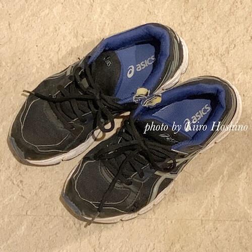 捨てたもの記録201912、息子の靴