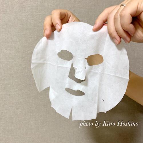 ボタニストシートマスク、シート