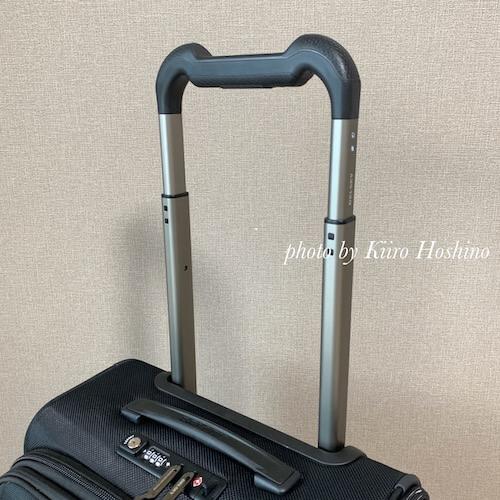 delseyスーツケース、ハンドル